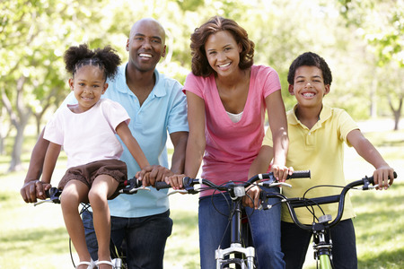 Overall Benefits - Family Cycling